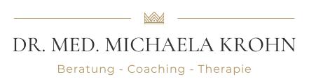 Dr. med. Michaela Krohn Coaching  Onlineberatung Onlinecoaching Therapie Psychotherapie Remscheid Hochsensibilität HSP