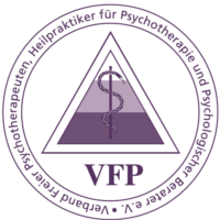 VFP Logo Dr. med. Michaela Krohn Ärztin Remscheid psychologische Beratung Onlineberatung Coaching Therapie ganzheitliche Onlineberatung Psychoonkologie psychoonkologische Beratung